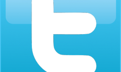 Twitter Quadratic Logo
