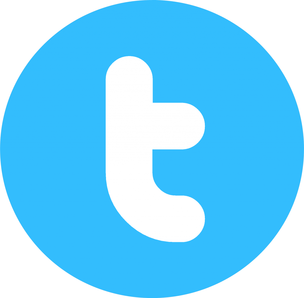 Twitter Round Logo -Logo Brands For Free HD 3D