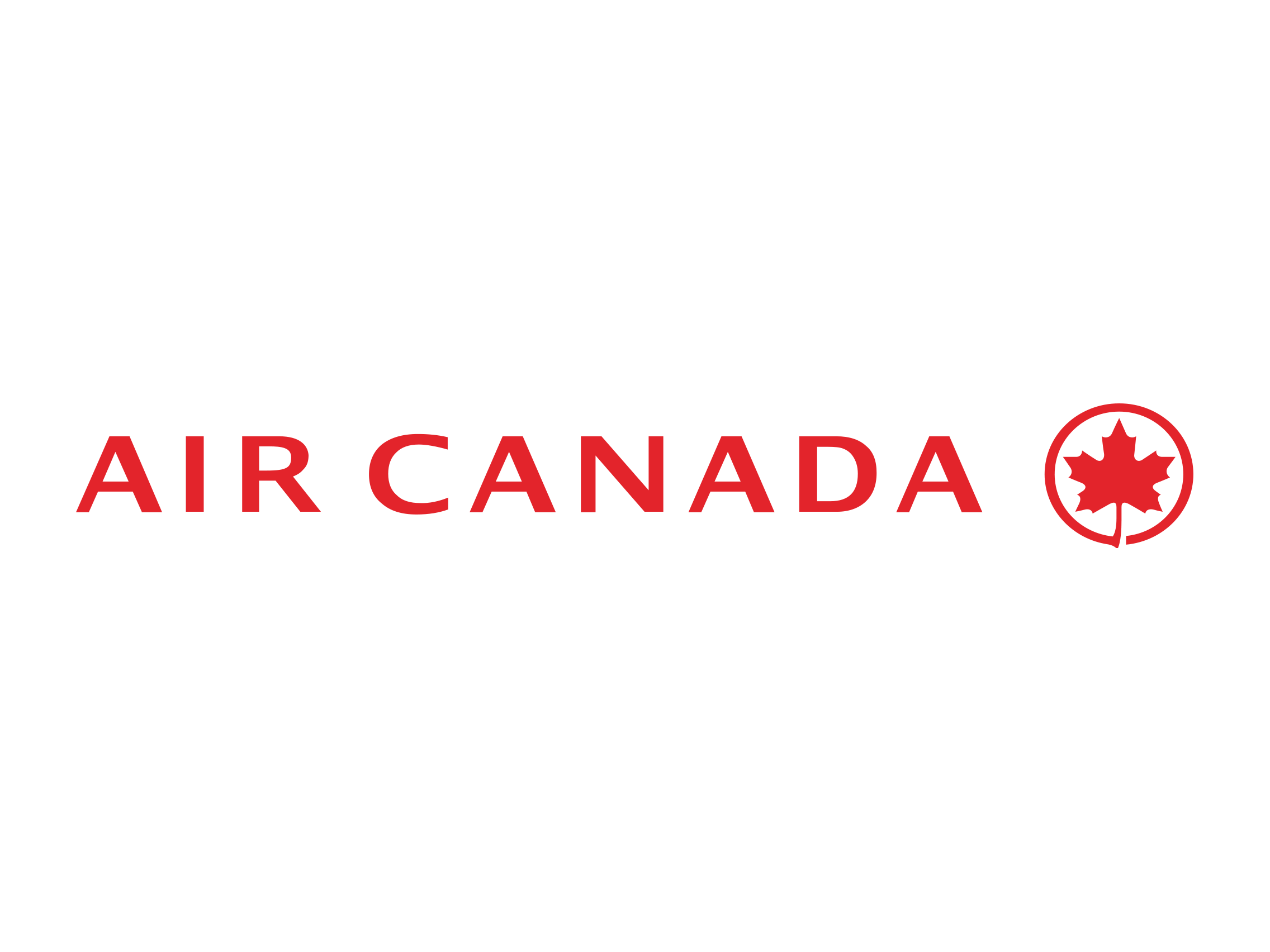 Air Canada Logo Wallpaper