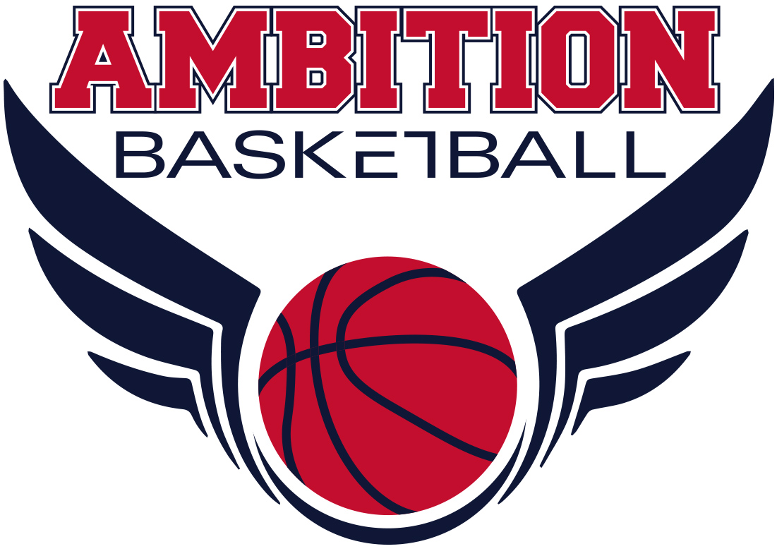 Ambition Basketball Logo Wallpaper