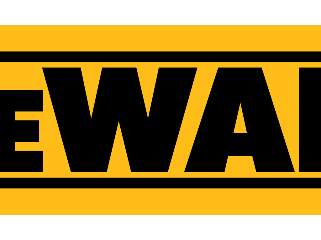 dewalt logo logo brands for free hd 3d