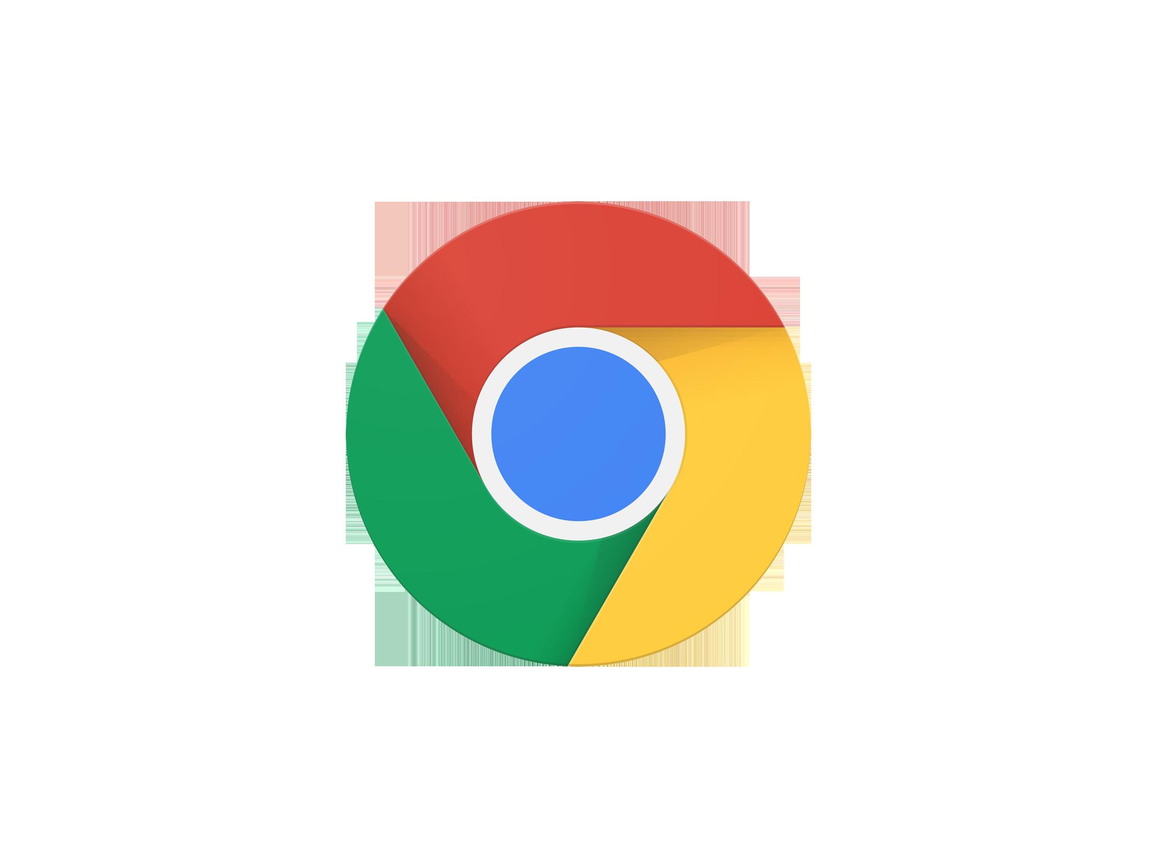 Google Chrome Logo 2 Wallpaper
