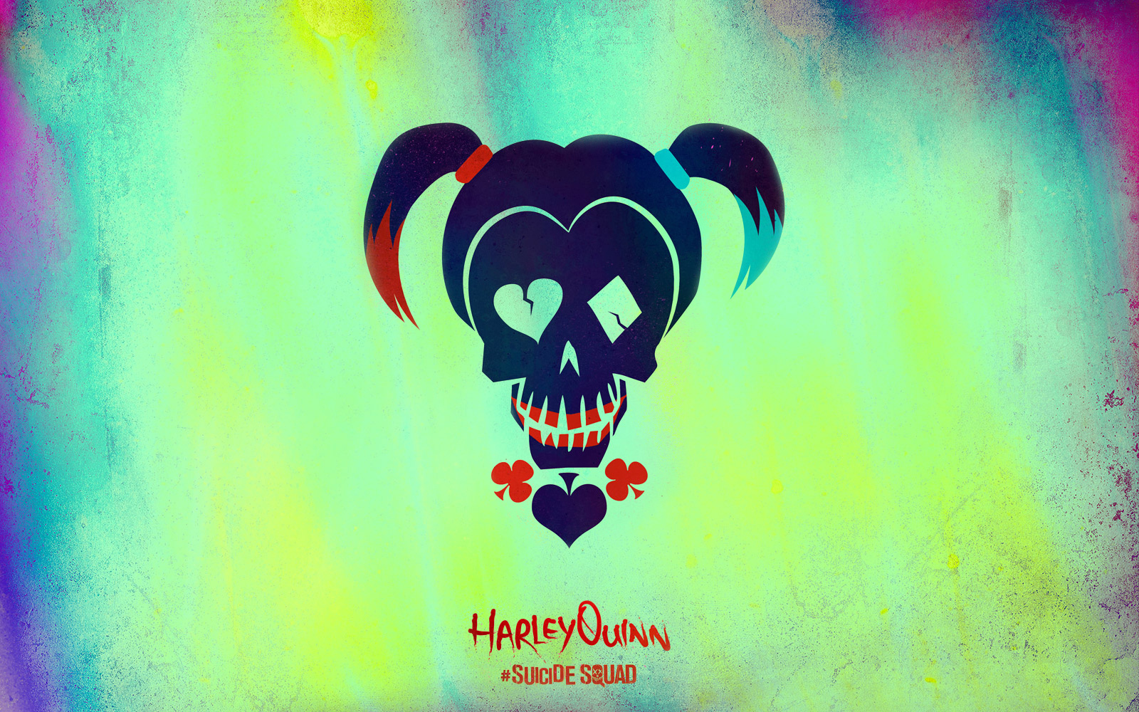 Harley Quinn Logo Wallpaper