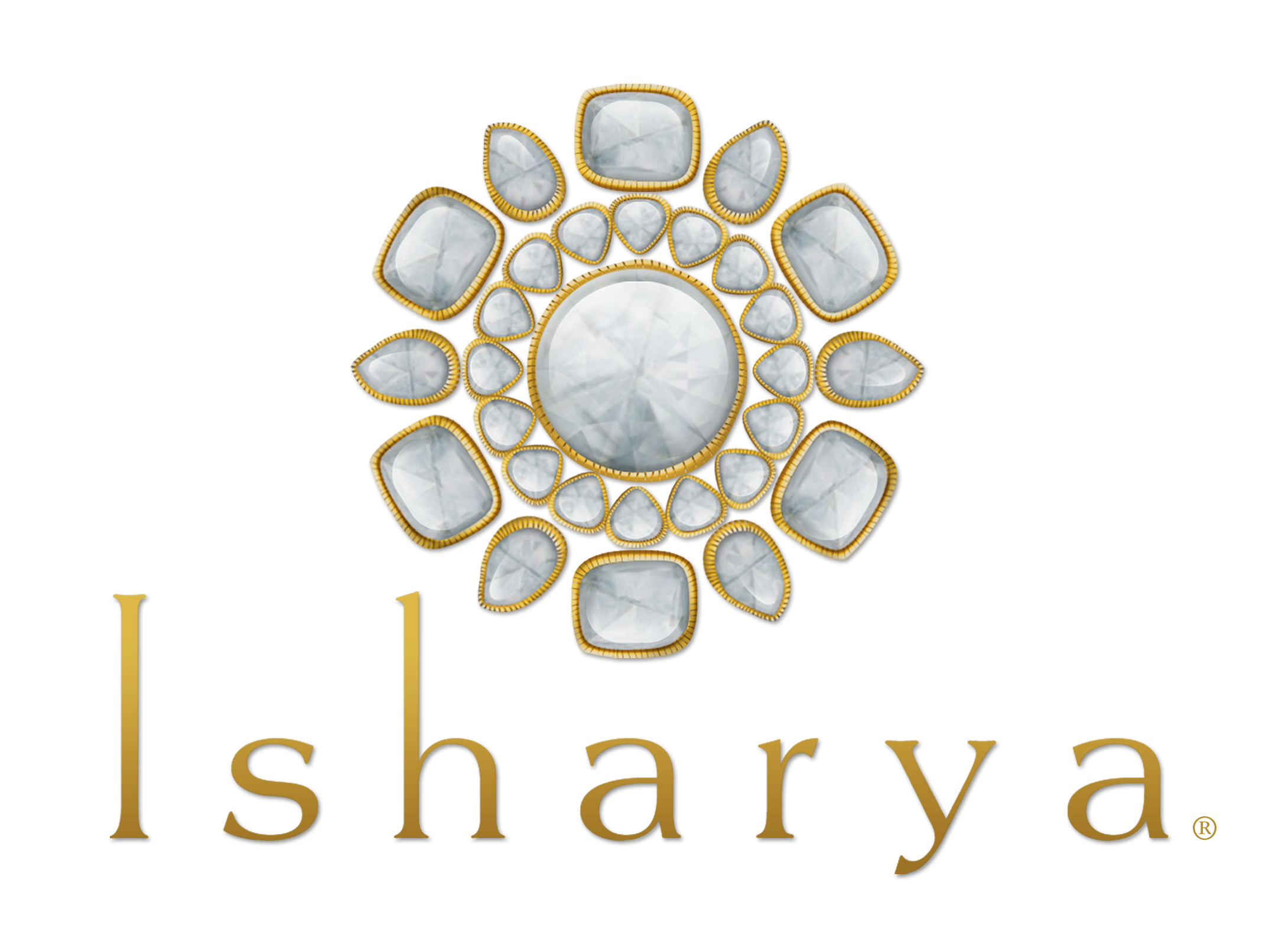 Isharya Logo Wallpaper