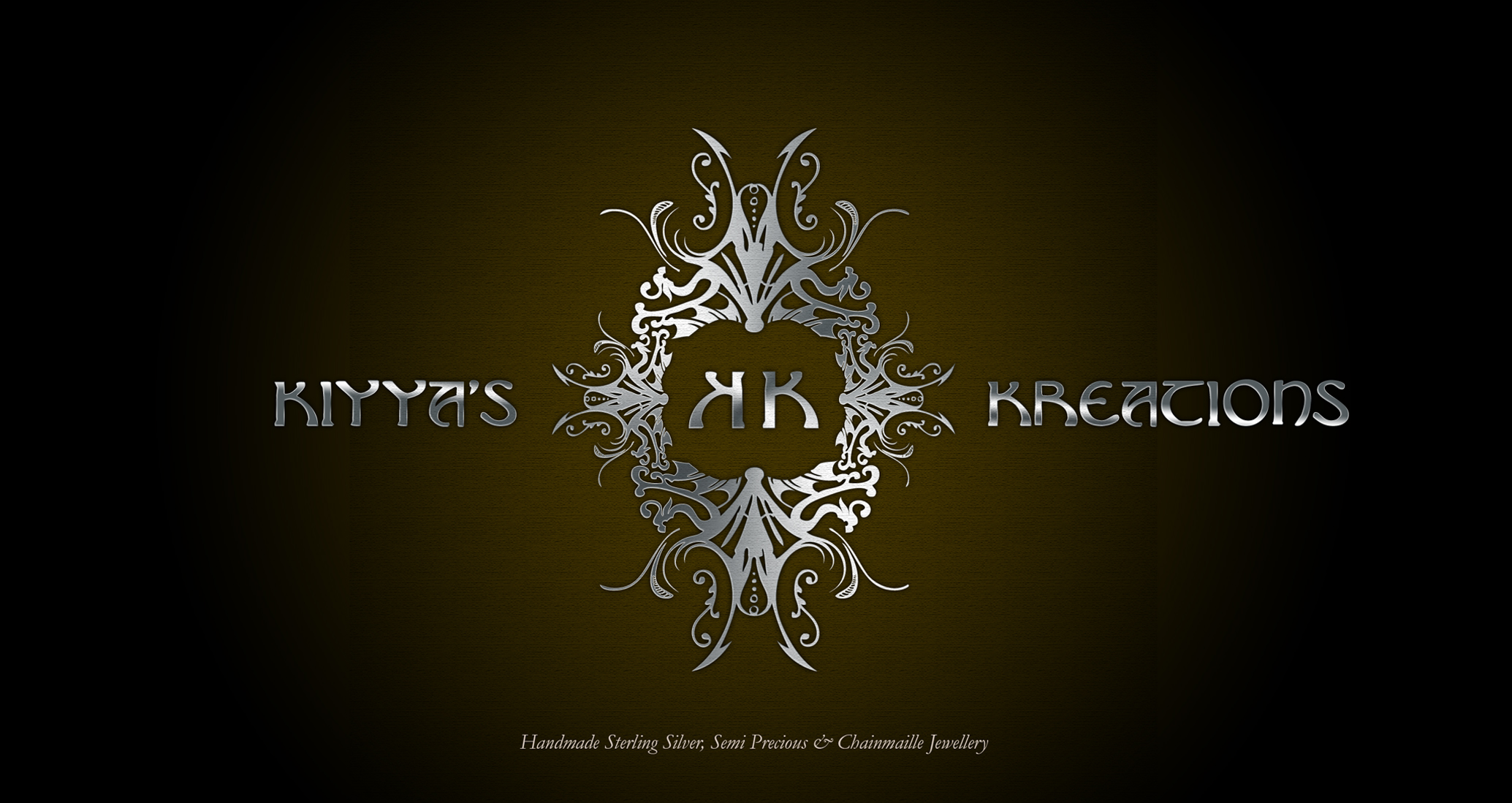 Kiyyas Kreations Logo Wallpaper