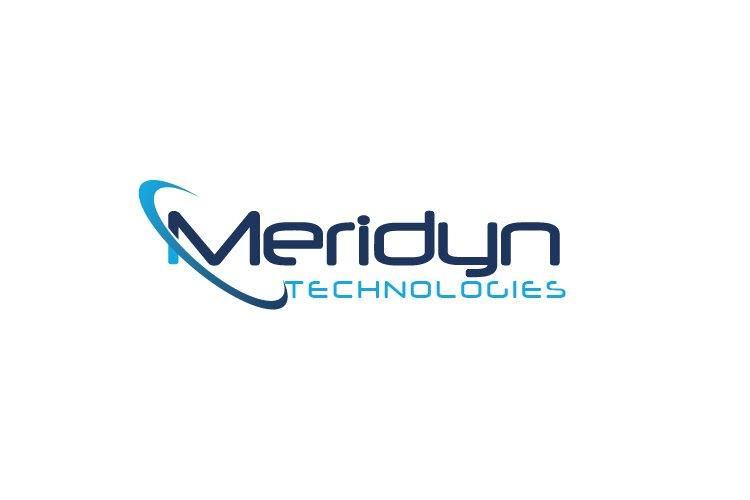 Meridyn Logo Wallpaper