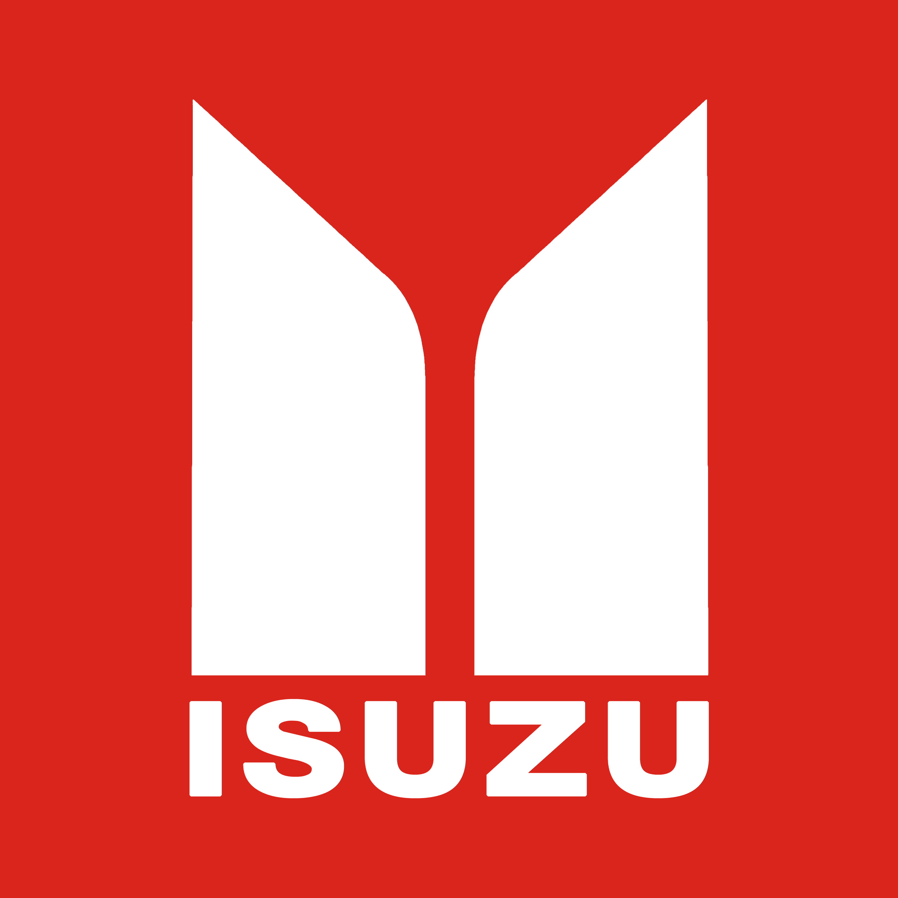 ISIZU Logo Wallpaper