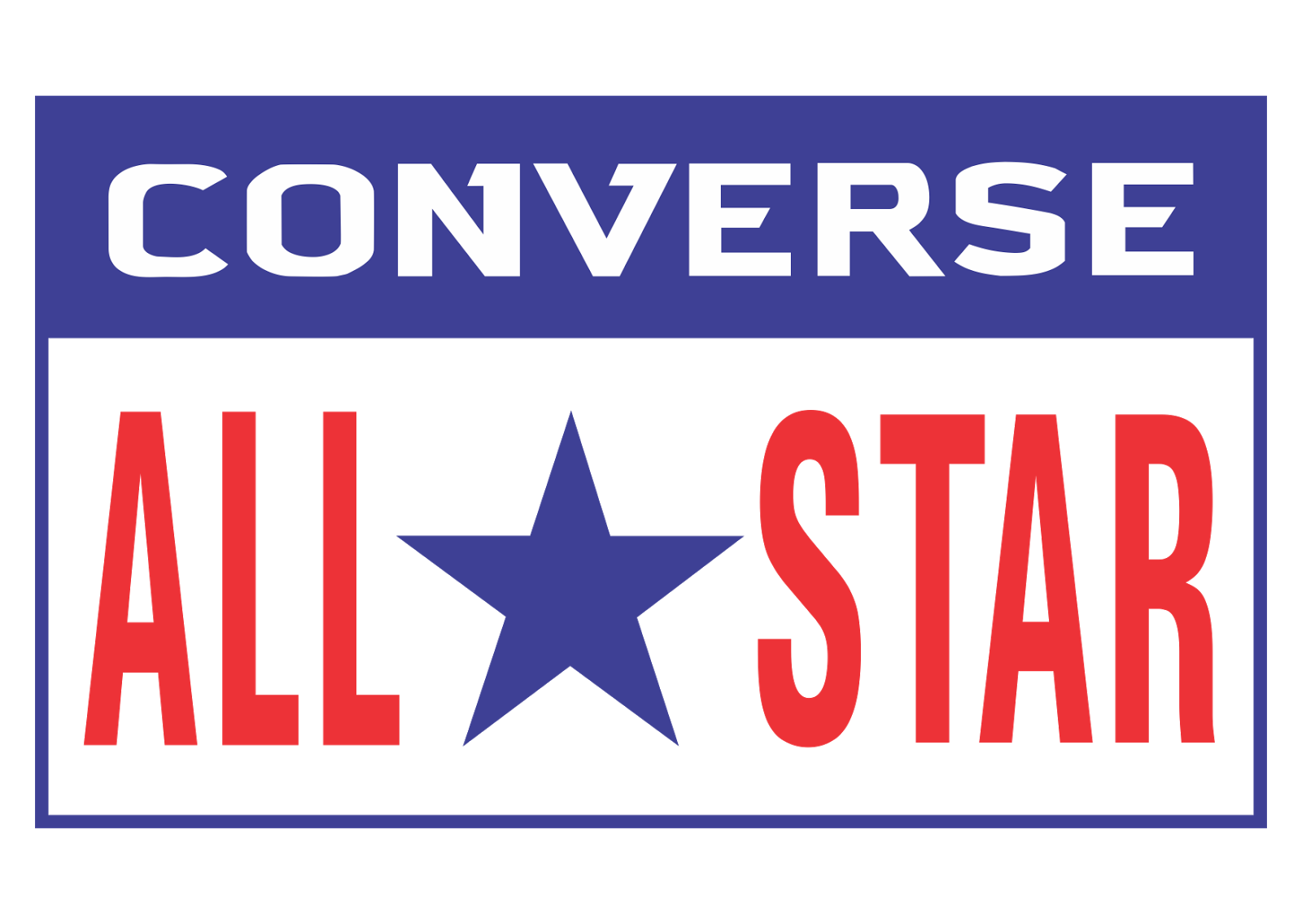 Converse All Star Logo Wallpaper