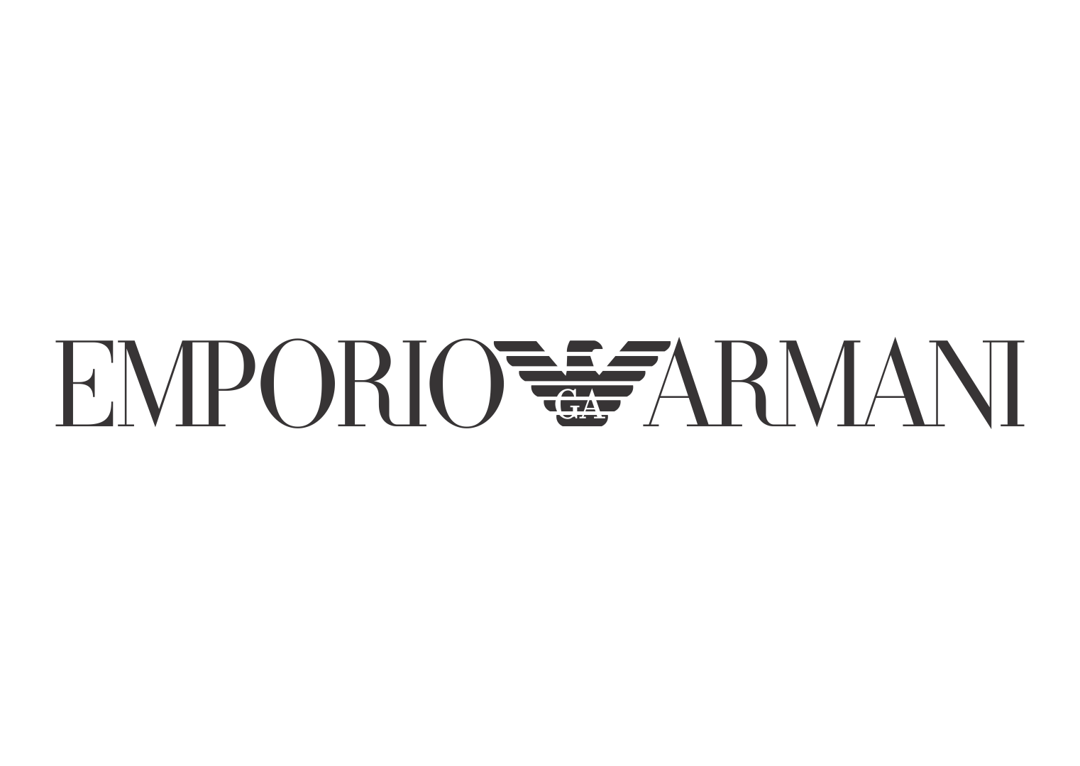 emporio armani logo vector logo brands for free hd 3d