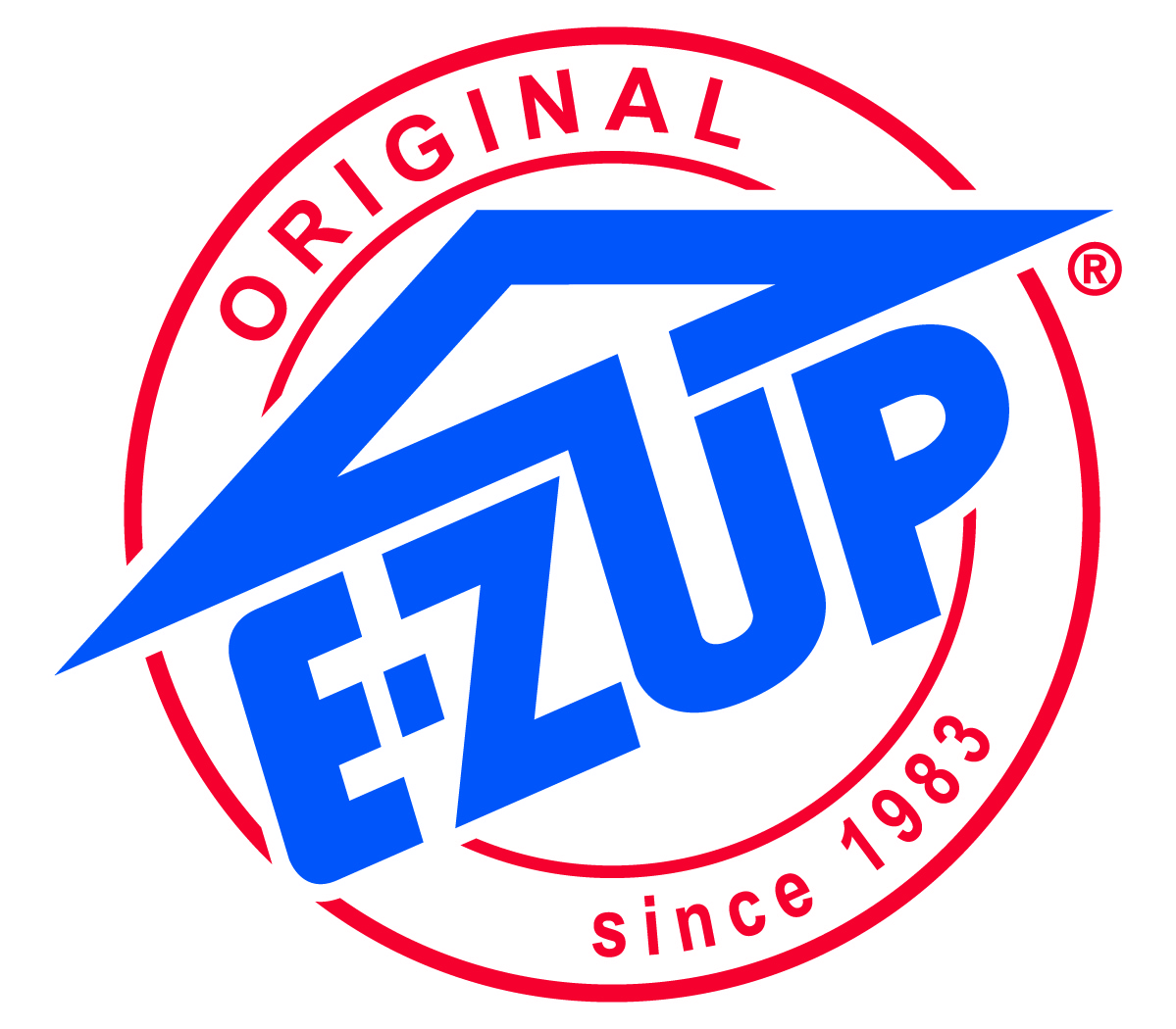 EZ UP Logo Wallpaper