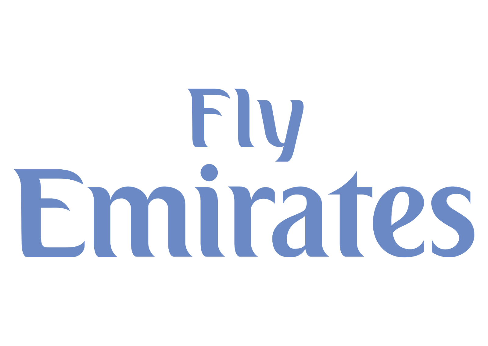 Fly Emirates Logo Wallpaper