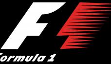 Formula 1 Black Background Logo