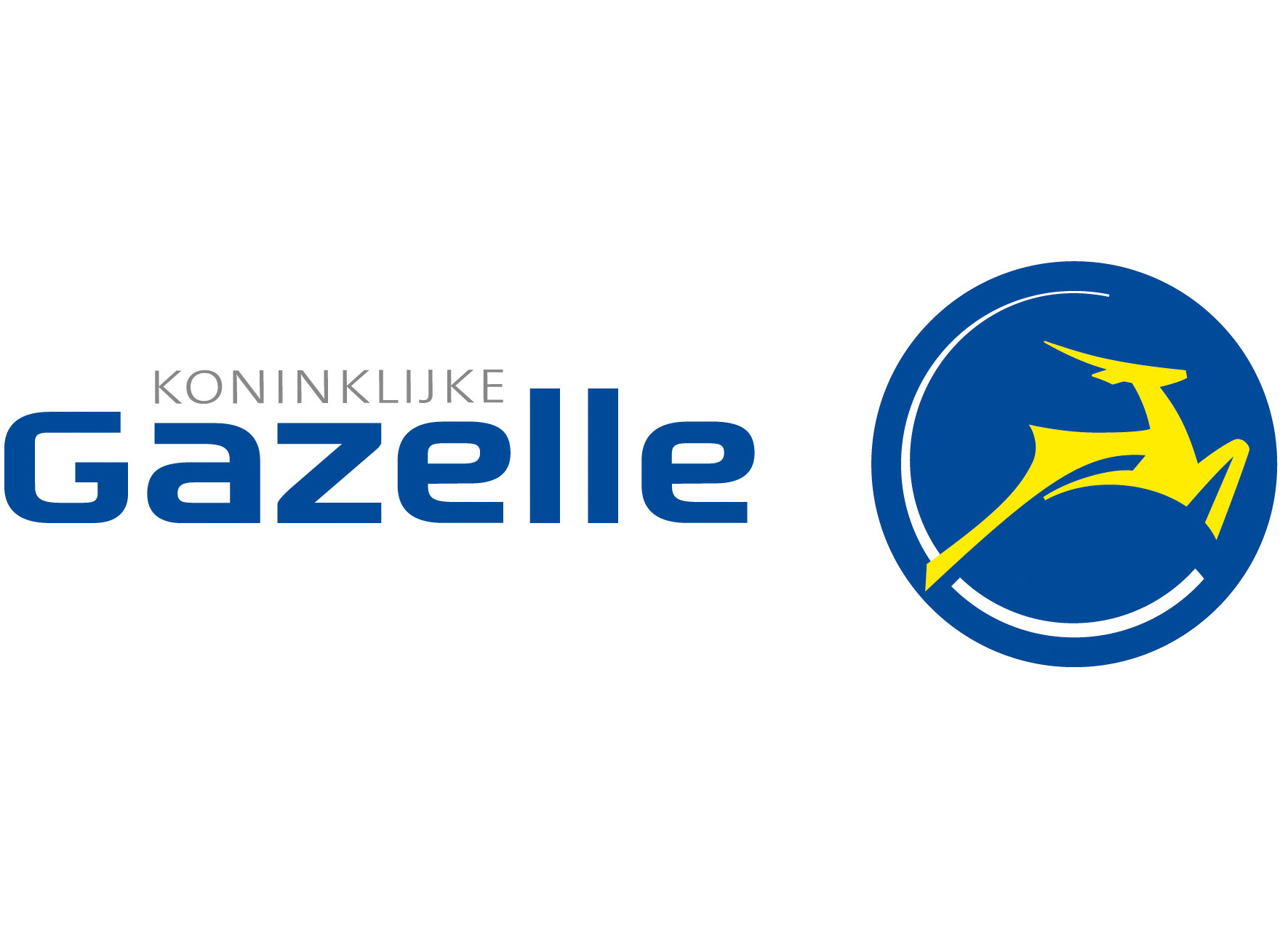 Gazelle Logo Wallpaper