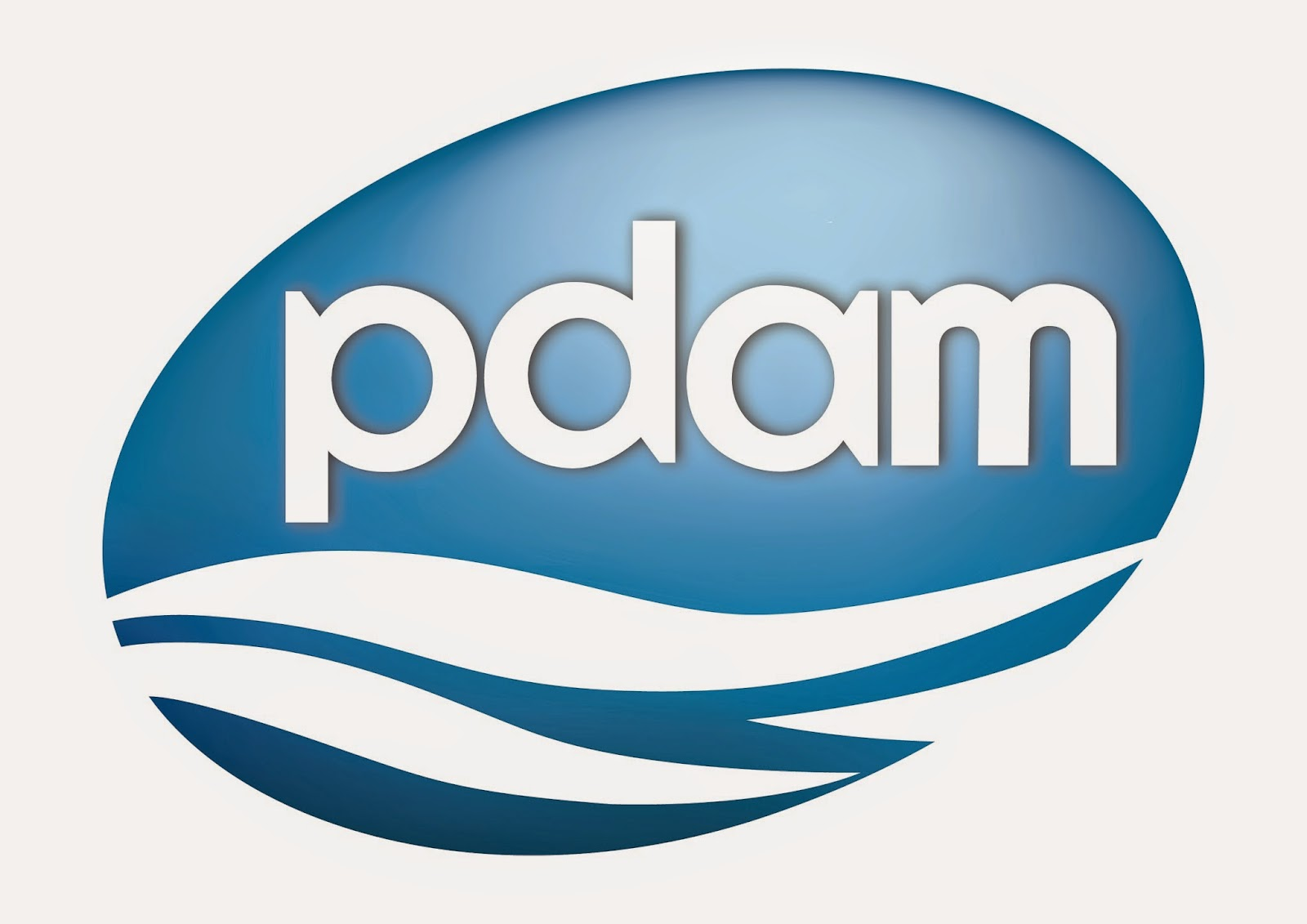 PDAM Logo Wallpaper