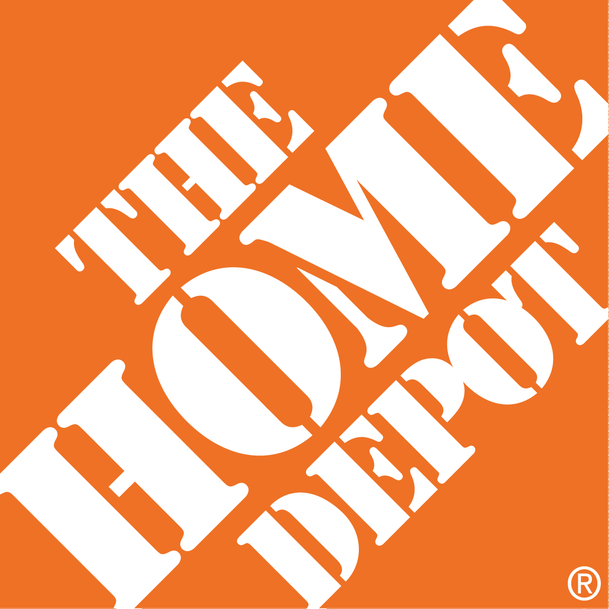 The Home Depot Logo Wallpaper