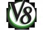 V8 Logo