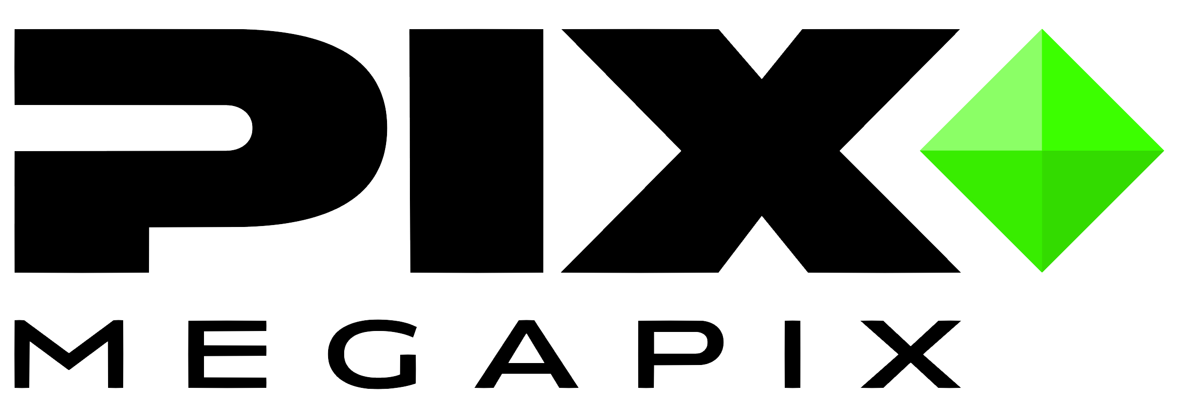 Megapix Logo Wallpaper