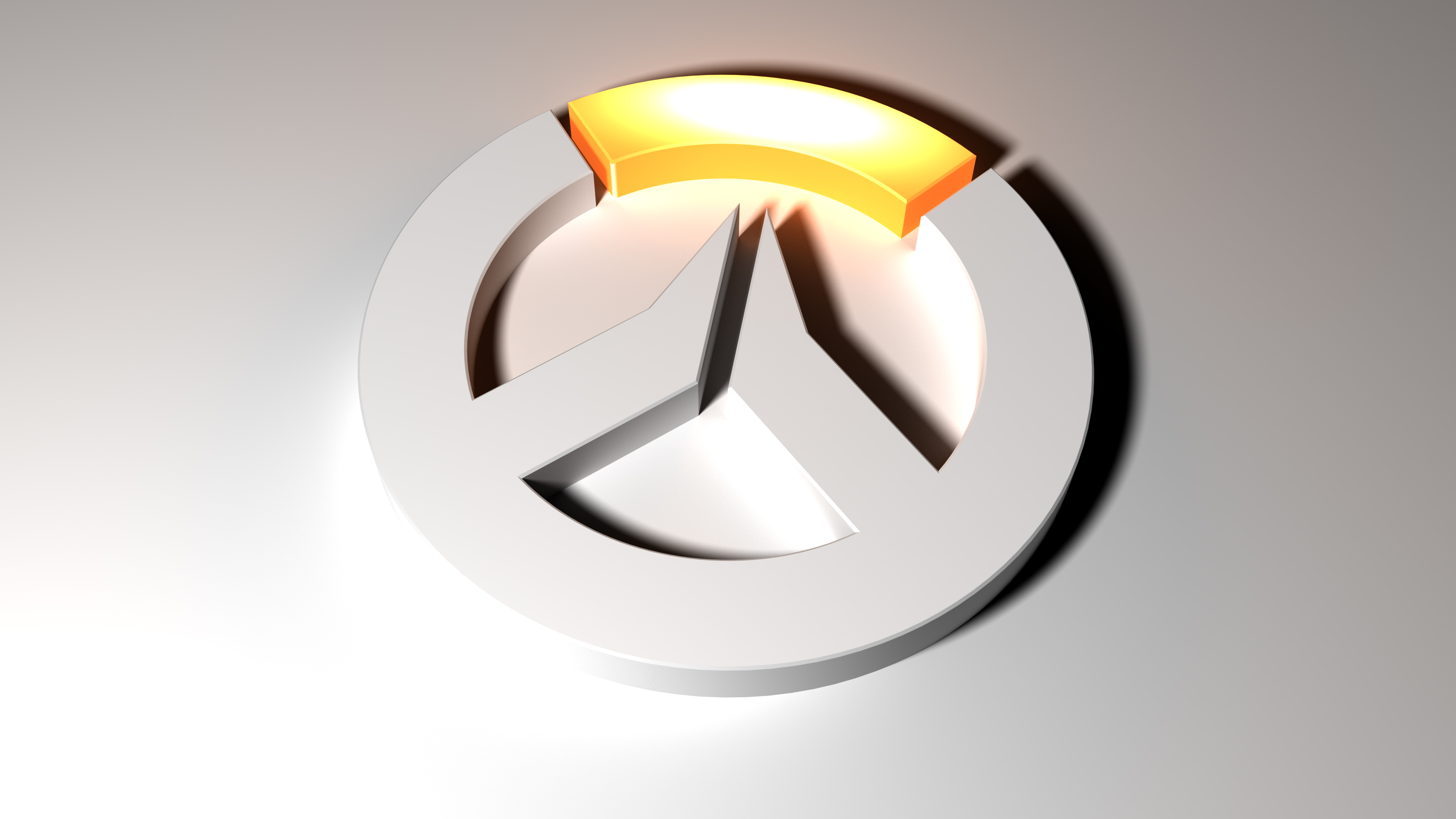 Overwatch Emblem Wallpaper