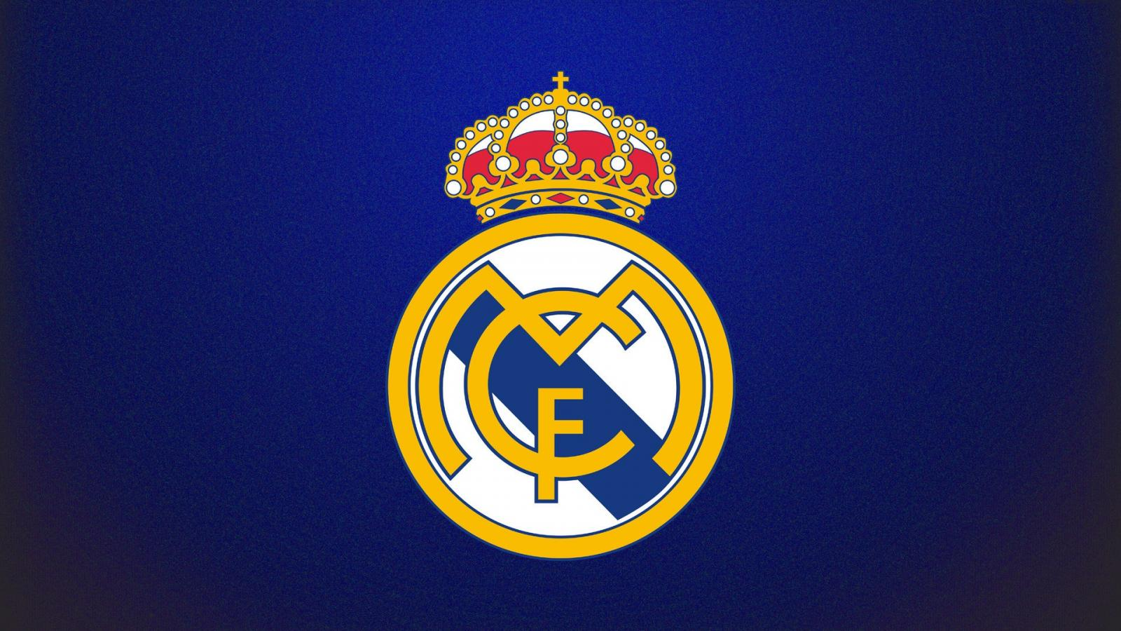 Real Madrid Logo 2 Wallpaper