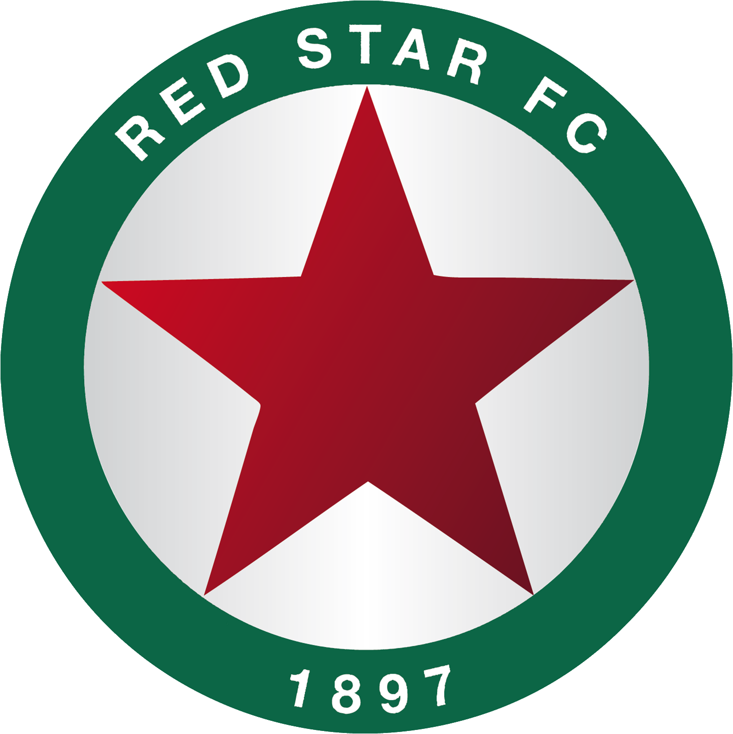 RedStarFC Logo Wallpaper