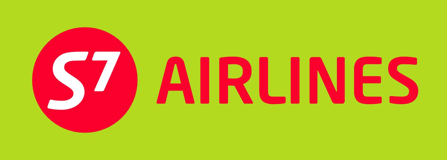 S7 Airlines Logo Wallpaper