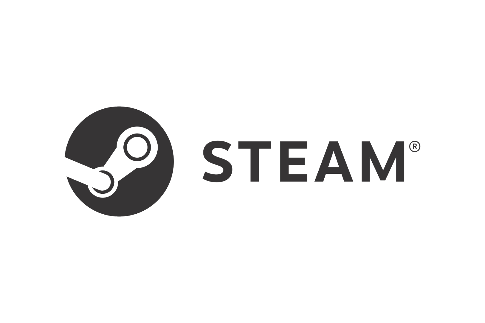 Steam Logo Wallpaper