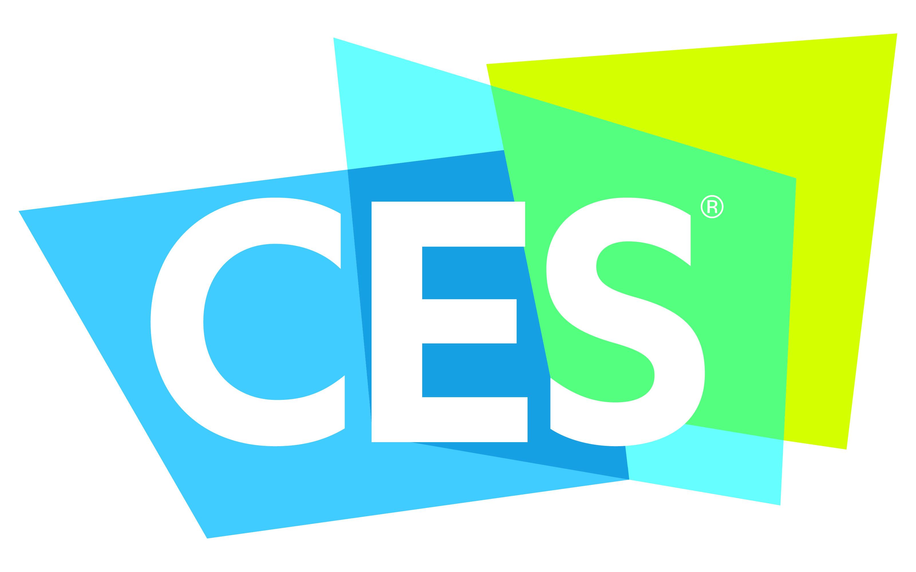 CES Logo Wallpaper