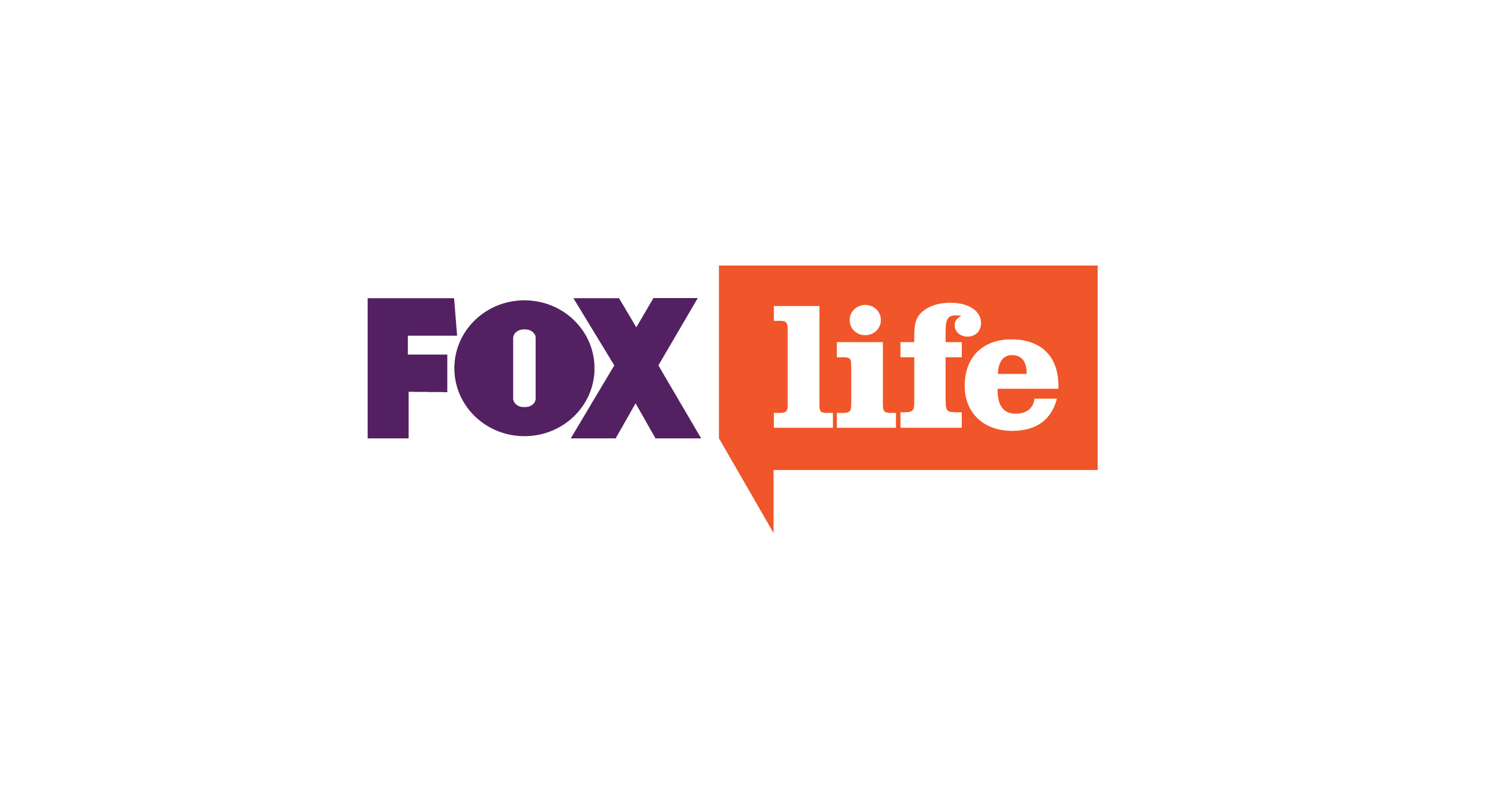 FOX Life Logo Wallpaper