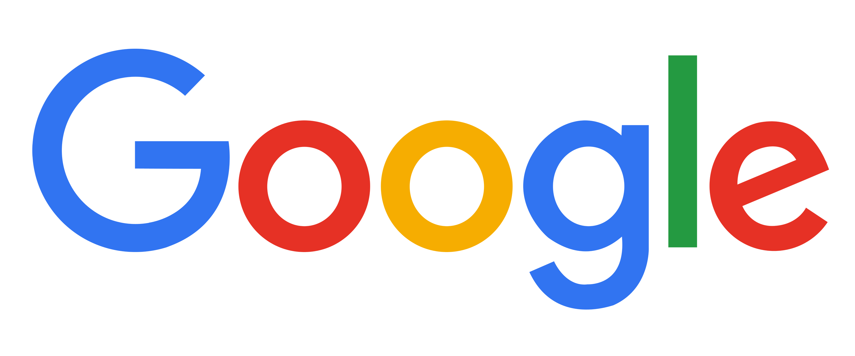 Google Color Logo Wallpaper