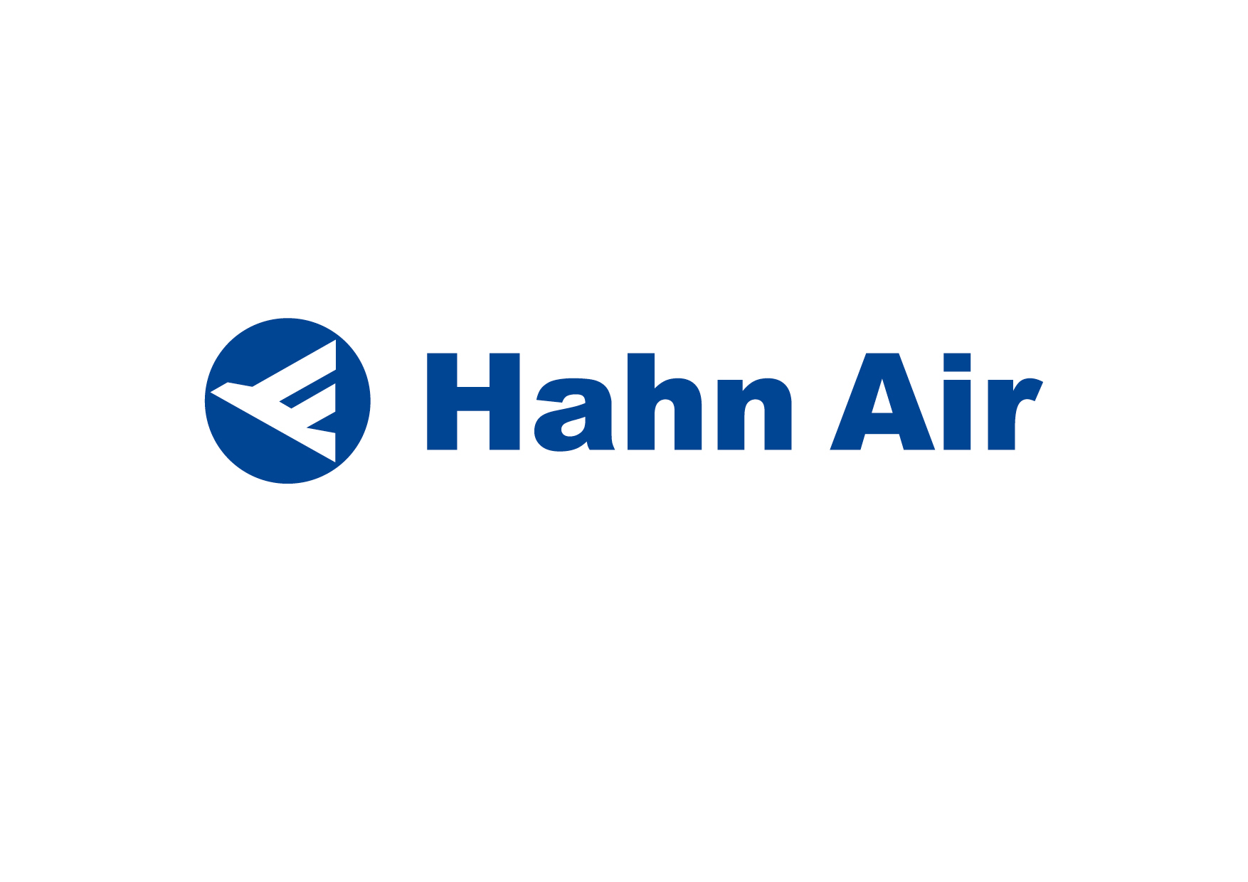 Hahn Air Logo Wallpaper