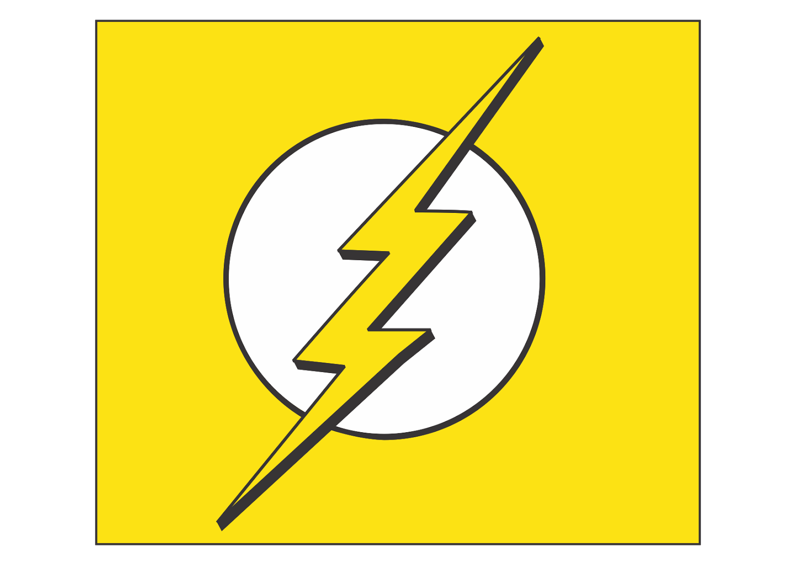 Lightning Logo Vector Wallpaper