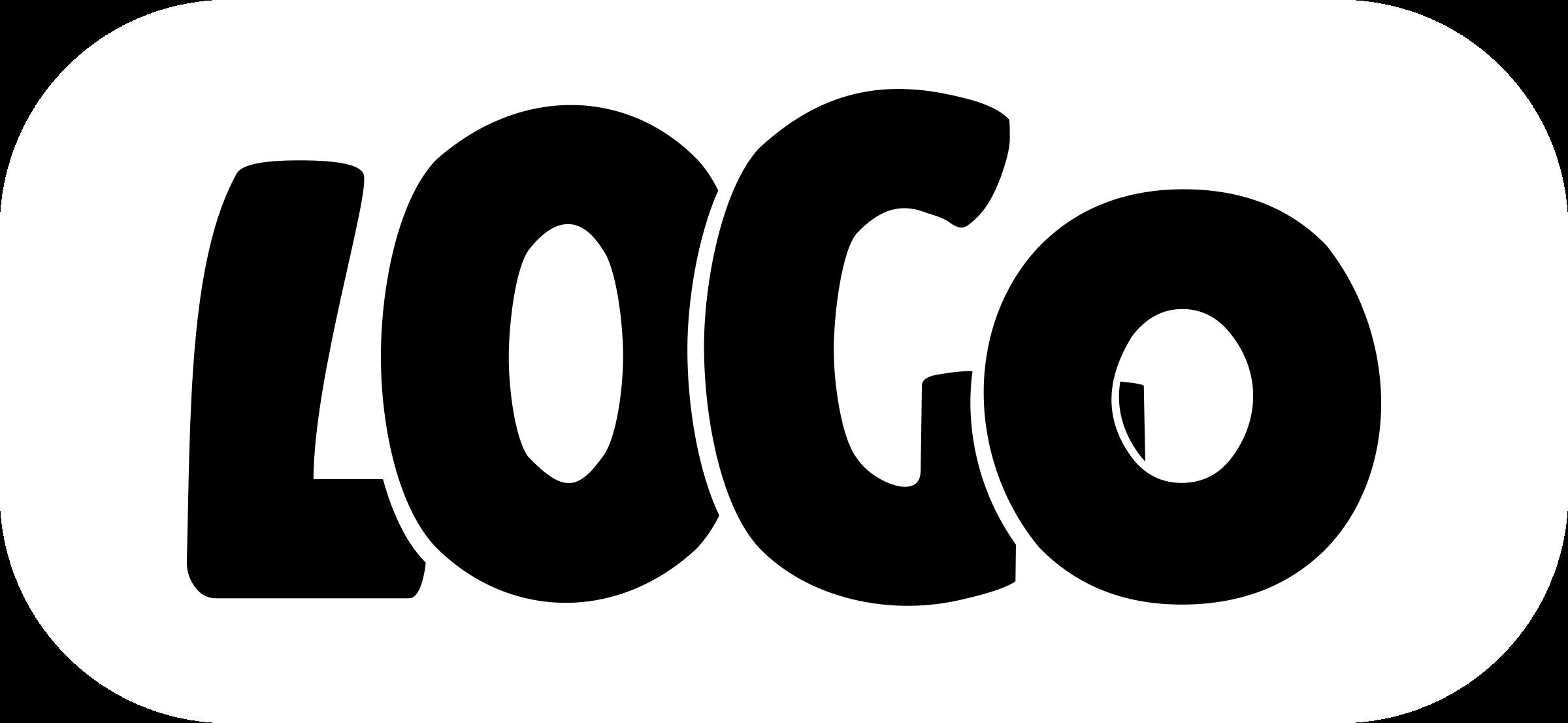 Logo Black Wallpaper