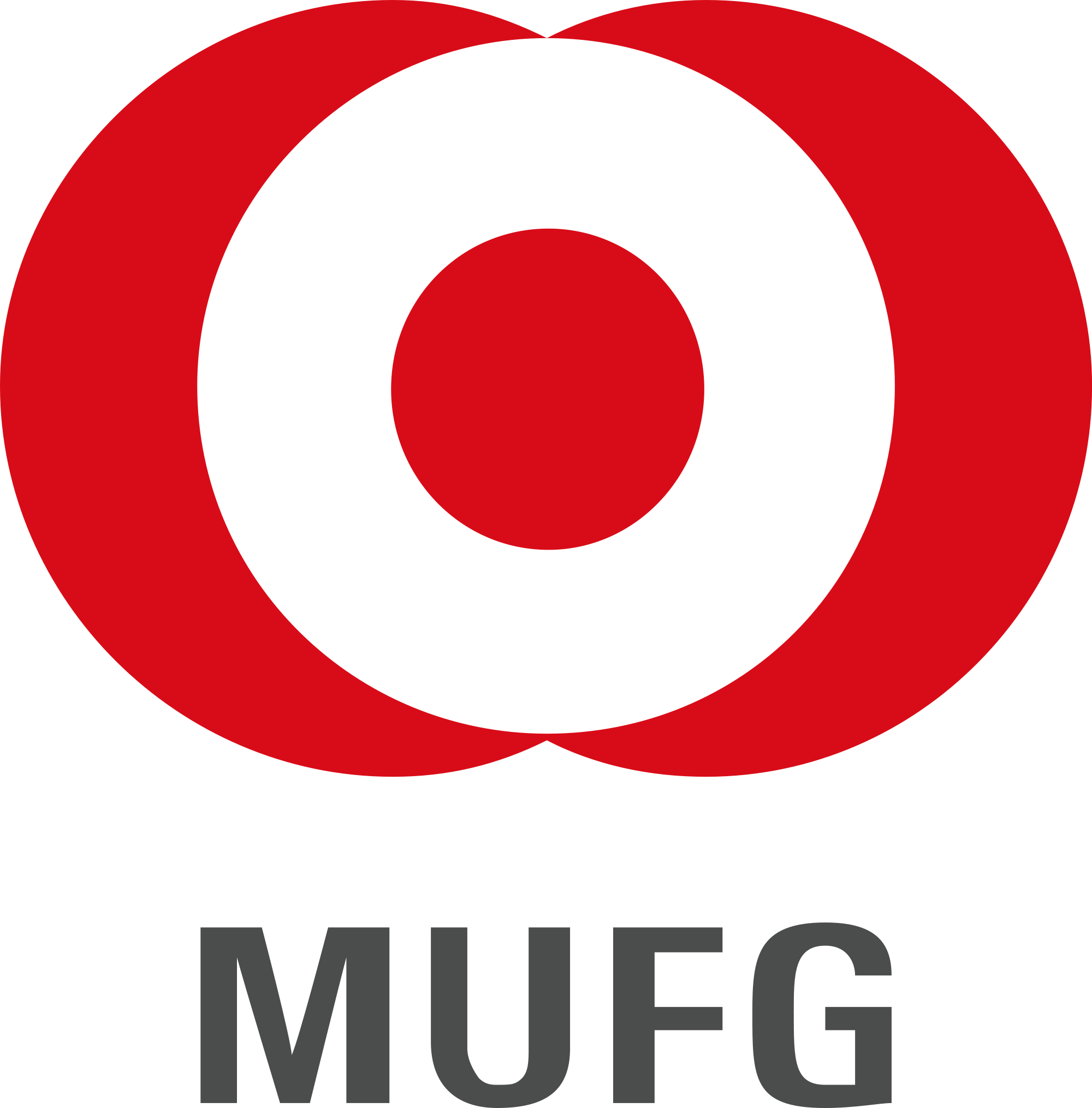 MUFG Logo Wallpaper