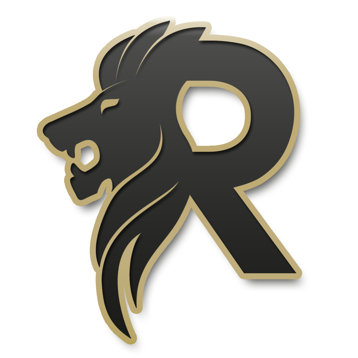 Roar R Logo Wallpaper