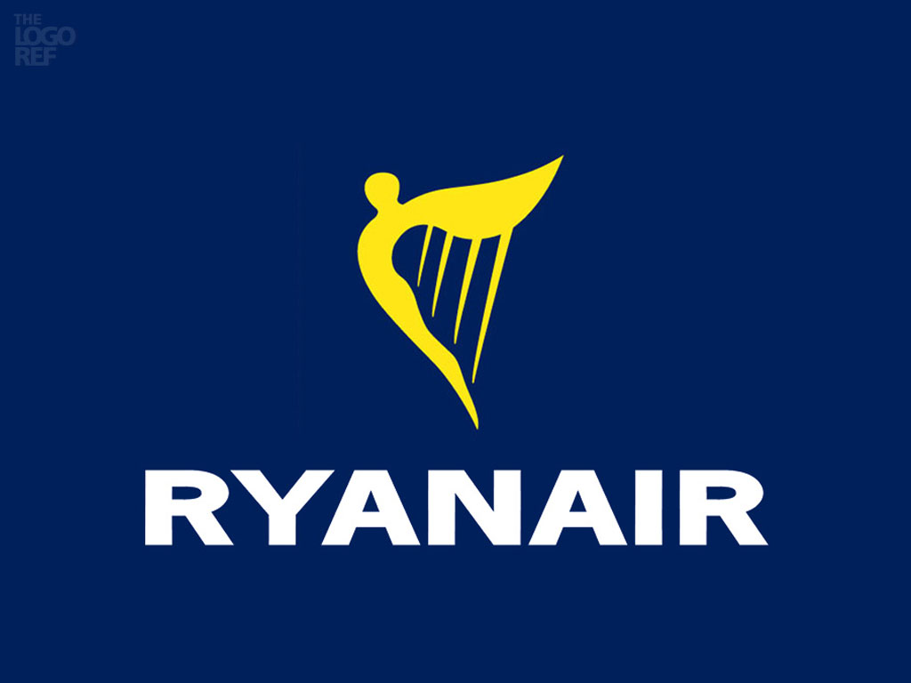 Ryanair Logo Wallpaper