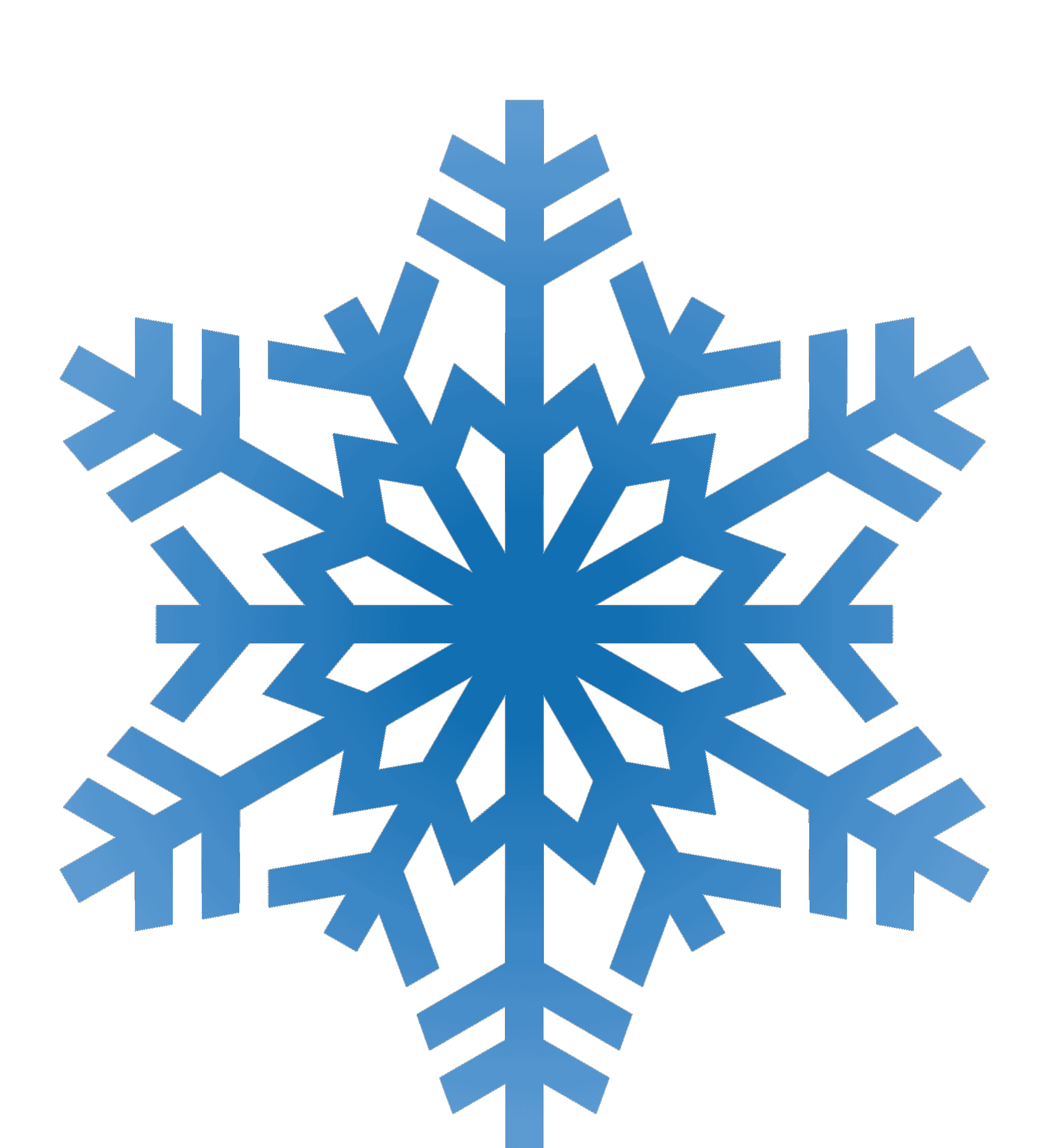 Snowflake Logo Wallpaper