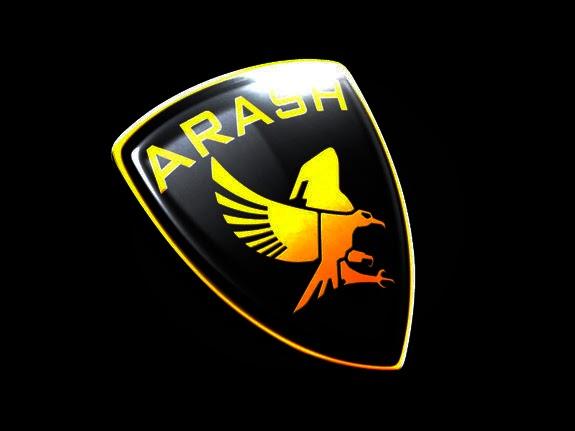 Arash Symbol Wallpaper