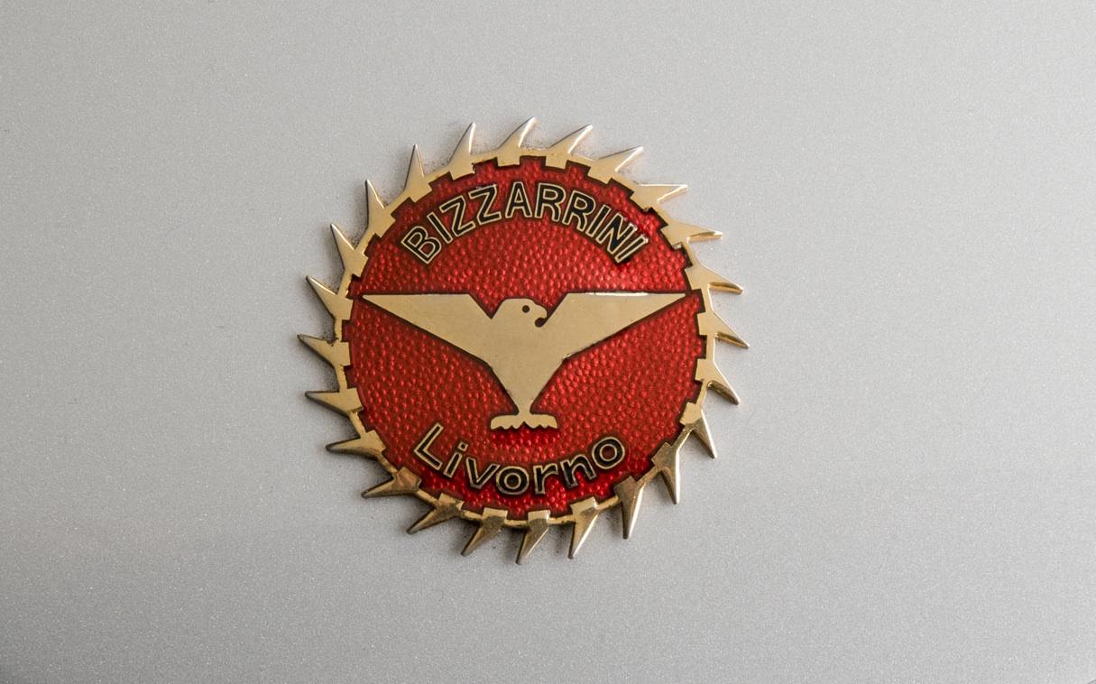 Bizzarrini Logo Wallpaper