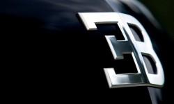 Bugatti Logo 3D