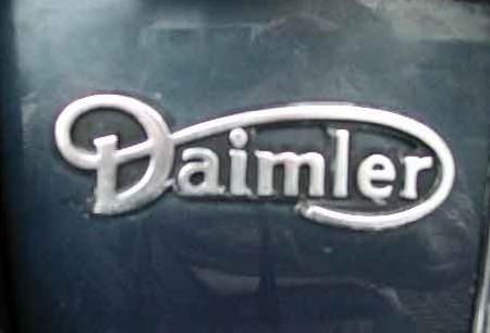 Daimler Symbol Wallpaper
