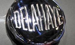 Delahaye Logo 3D