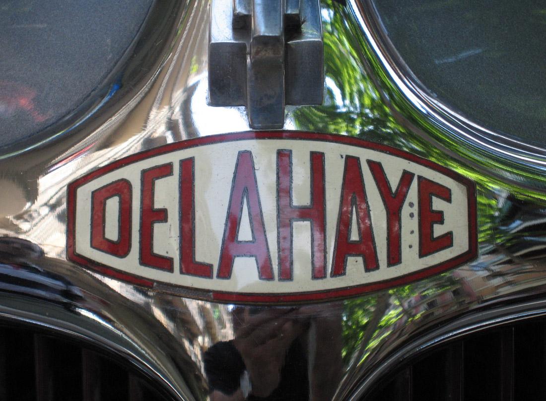 Delahaye Logo Wallpaper