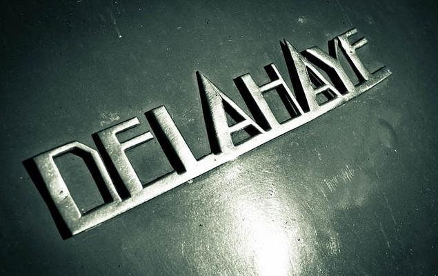Delahaye Symbol Wallpaper