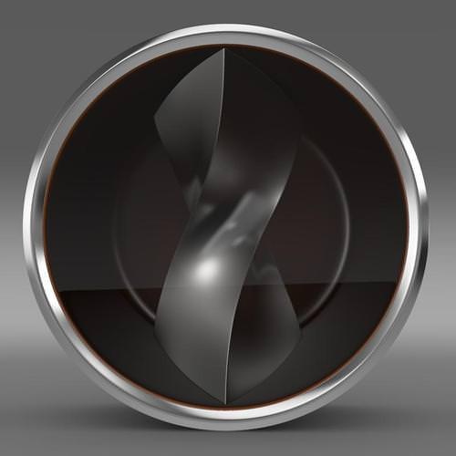 Devon Logo 3D Wallpaper