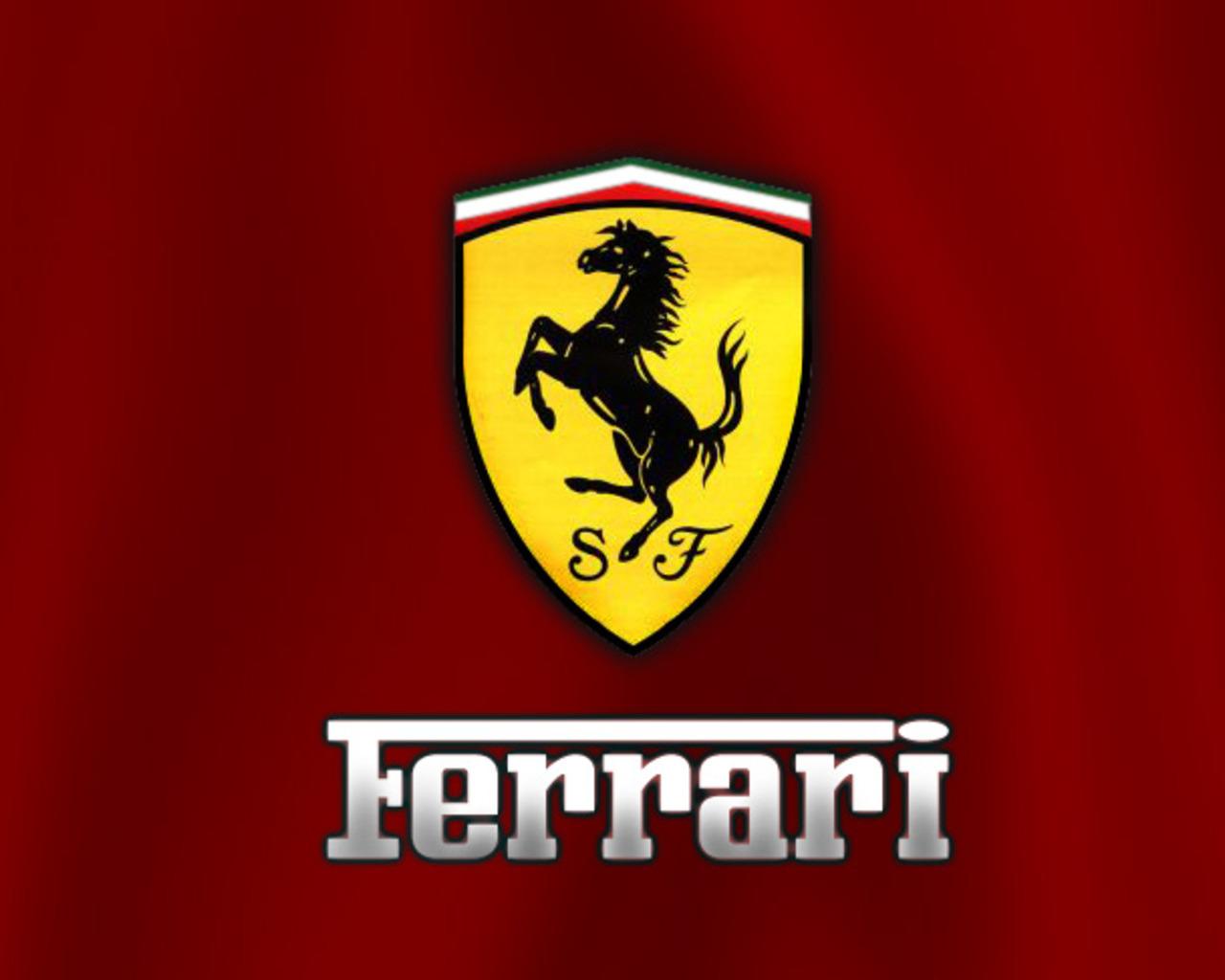 Ferrari Symbol Wallpaper