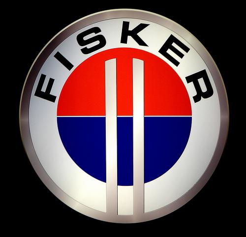 Fisker Symbol Wallpaper