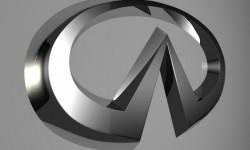 Infiniti Logo 3D