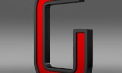 Italdesign Giugiaro Logo 3D