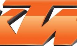 KTM Logo 3D