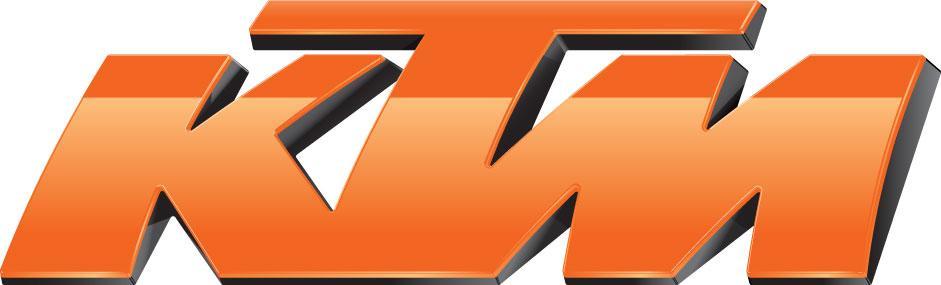KTM Logo 3D Wallpaper